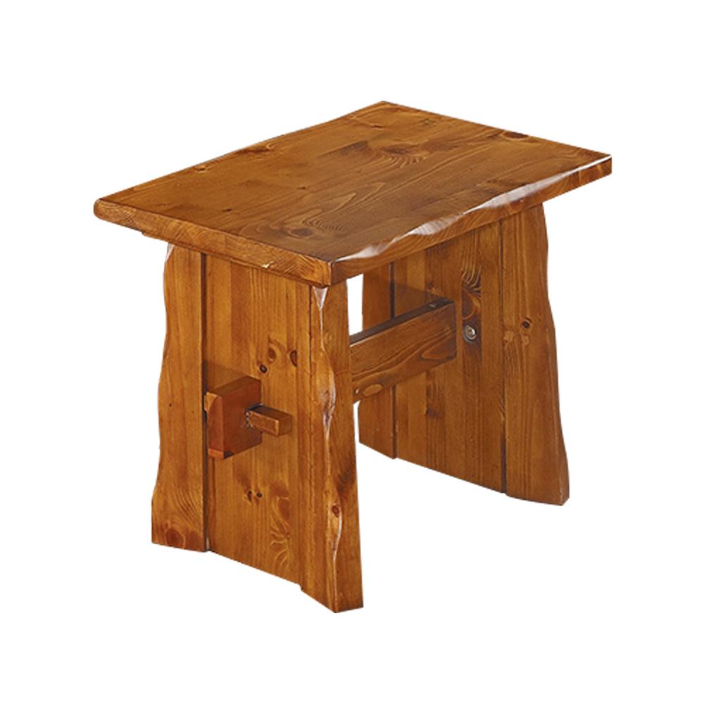 Bernice-賽拉全實木小椅凳/板凳-60x35x45cm