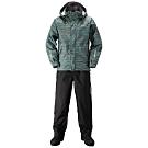 【SHIMANO】防水透氣戶外套裝 翡翠綠 RA-027Q