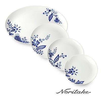 Noritake 香格里拉餐盤4件組