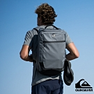 【Quiksilver】ADAPT CARRY ON 防潑水後背包 灰