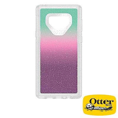 OtterBox Galaxy Note9炫彩幾何透明系列保護殼-繽紛晶透