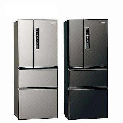 Panasonic國際牌 500L 1級變頻4門電冰箱 NR-D500HV 鋼板面板