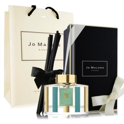 *Jo Malone 英國梨與小蒼蘭枝藤擴香組165ml-聖誕限定款[含外盒+緞帶+提袋]