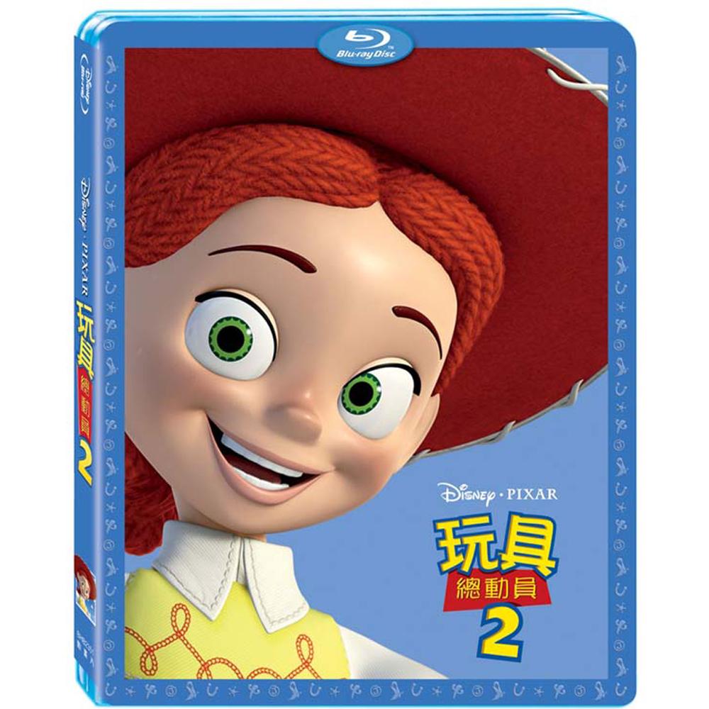 玩具總動員 2 Toy Story  2  藍光 BD