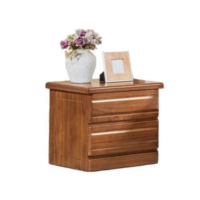 Boden-堤克1.8尺實木二抽床頭櫃/收納櫃-55x46x50cm