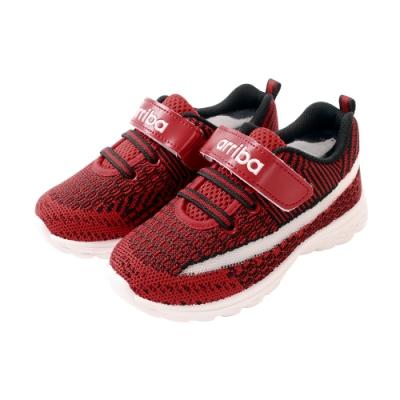 中大男童運動鞋 台灣製針織透氣慢跑鞋sd7178 魔法Baby