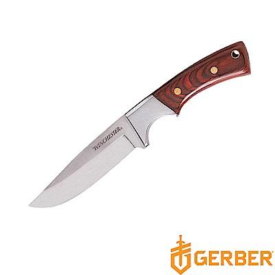 Gerber Winchester 鑲嵌手柄固定直刀 22-41340