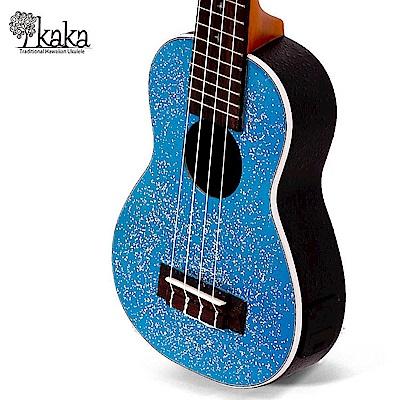 Kaka KUS-006 21吋烏克麗麗-特殊粉亮面板