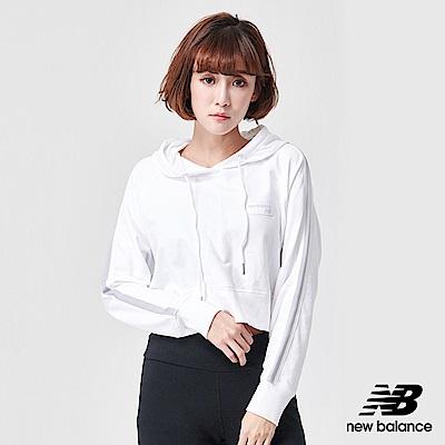 New Balance 長袖上衣_WT91587WT_女性_白色