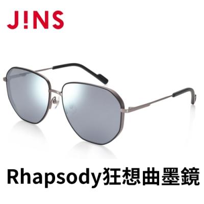 JINS Rhapsody 狂想曲BLACK ADVENTURE墨鏡(AMMF21S043)槍鐵灰