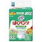 日本利護樂成人紙尿褲L-2次尿量20片/包