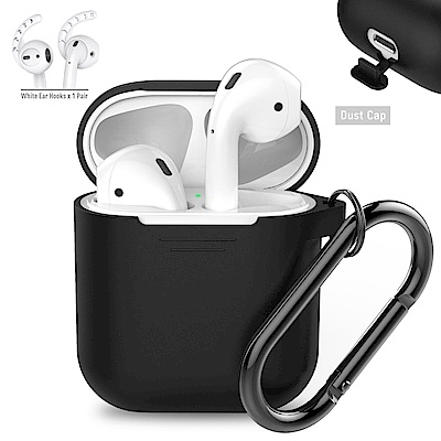 AHAStyle PodFit 2.0 - AirPods 專用矽膠掛鉤款保護套