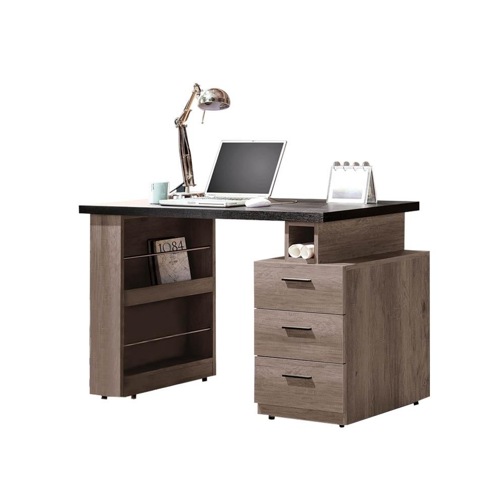 Boden-奧利卡4尺多功能收納伸縮書桌/工作桌