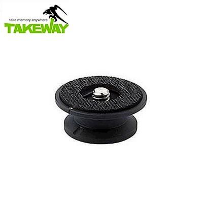 台灣製造Takeway運動攝影機快拆板T-RC02