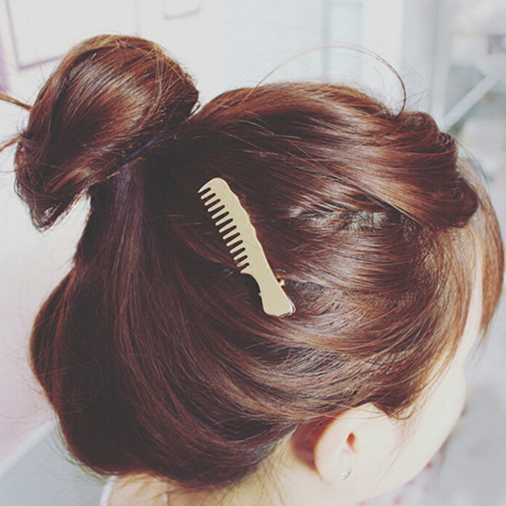 Hera 赫拉 可愛小梳子造型髮夾-2色