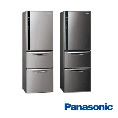 Panasonic國際牌 385公升 一級能效三門變頻電冰箱 NR-C389HV
