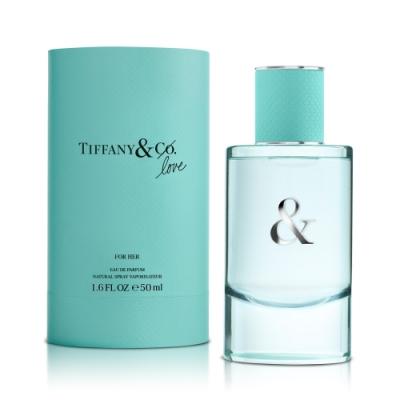 Tiffany&Co Tiffany&Love 愛語女性淡香精50ml (原廠公司貨)