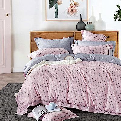 (限時下殺) 寢室安居 單/雙/大均價 吸溼排汗 涼感天絲枕套床包組