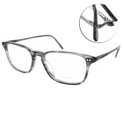 OLIVER PEOPLES光學眼鏡  歐美簡約方框款/水墨灰藍#BERRINGTON 1688
