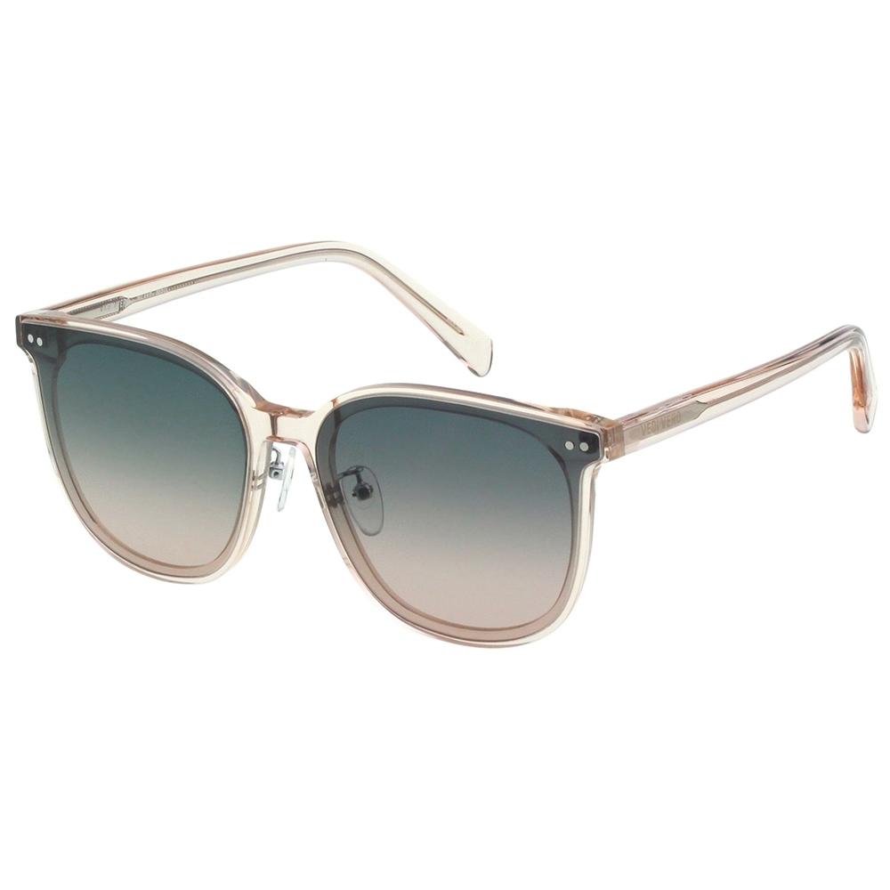 VEDI VERO 太陽眼鏡 (裸粉配灰綠)