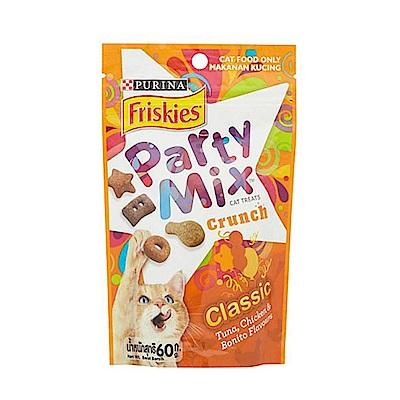喜躍Party Mix經典原味香酥餅60g-6包組