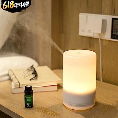 日系風格 迷你香薰加濕器/小夜燈/香氛機