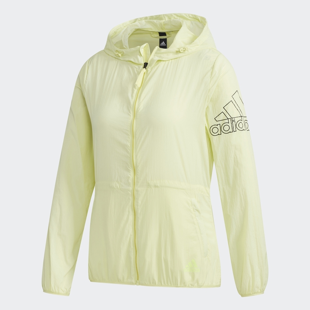 adidas LOGO 運動外套 女 FT2885