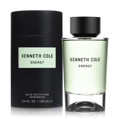 KENNETH COLE肯尼斯‧寇爾 ENERGY 中性淡香水100ml