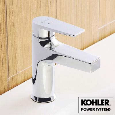 美國Kohler經典衛浴 TAUT 冷熱檯面式單槍水龍頭(K-74013T)