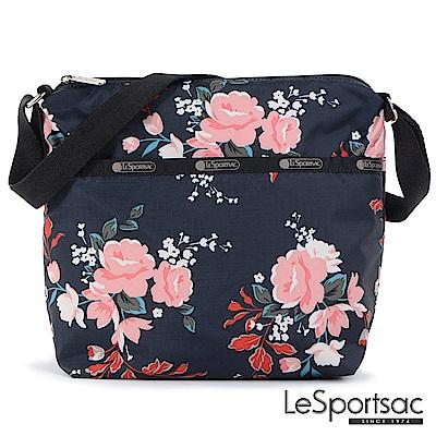 LeSportsac - Standard側背小方包 (峽谷玫瑰)