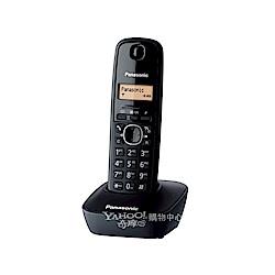 Panasonic 國際牌數位高頻無線電話 KX-TG1611 (極致黑)