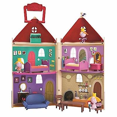 Ben&Holly花園小精靈 - 莉莉公主的夢幻城堡