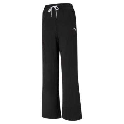 【PUMA官方旗艦】基本系列Modern Sports寬版長褲 女性 58596001