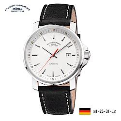 格拉蘇蒂·莫勒 運動系列M1-25-31-LB機械男錶