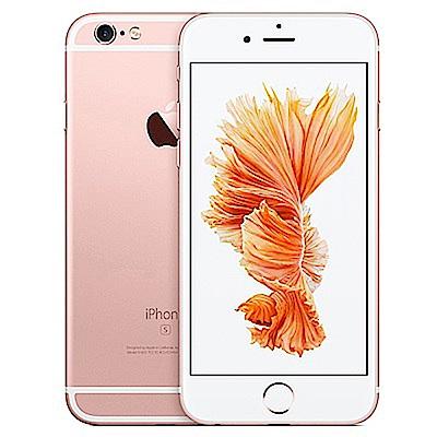 Apple iPhone 6s Plus 128G 5.5吋智慧型手機-玫瑰金(粉)
