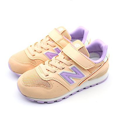 NEW BALANCE 中大童 休閒鞋-YV996M2-W