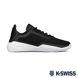 K-SWISS Functional輕量訓練鞋-男-黑/白