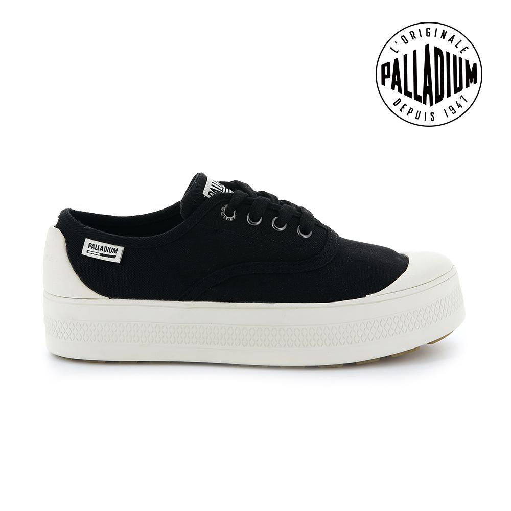 Palladium SUB LOW CVS低筒女鞋-黑