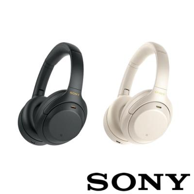 SONY WH-1000XM4 無線藍牙主動式降噪耳機(公司貨)