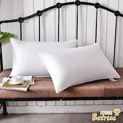 Betrise  法國Proneem玻尿酸膠原蛋白美顏親膚枕-柔軟包覆型(二入)