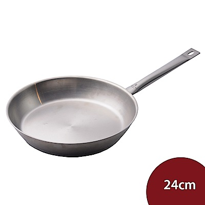 WMF Gourmet Plus 不鏽鋼平底鍋 24cm 德國製