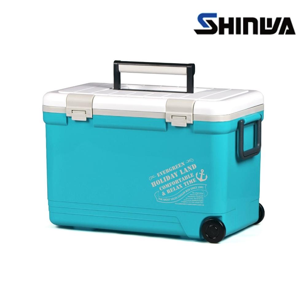 【SHINWA 伸和】日本伸和 Holiday Land 輕型保冷箱 33L