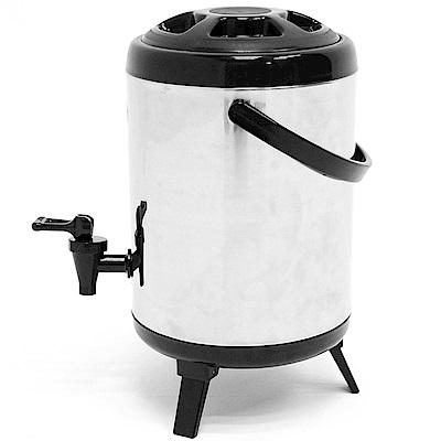 8公升茶水桶冰桶(304不鏽鋼)