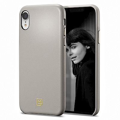SGP / Spigen iPhone XR La Manon-仿皮手機保護殼
