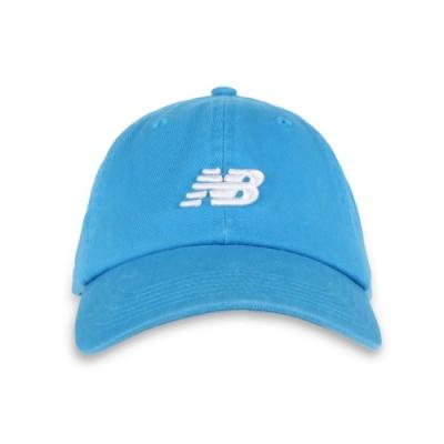 NEWBALANCE 棒球帽 寶藍白