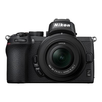 Nikon Z50 + DX 16-50mm 3.5-6.3 VR 單鏡組 (公司貨)