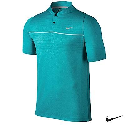 Nike Golf 老虎伍茲短袖立領POLO衫 綠 803196-352