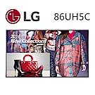 LG 樂金 86吋 4K超智慧商用顯示器86UH5C