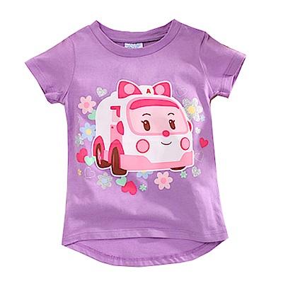 POLI安寶款純棉短袖T恤 k50695 魔法Baby