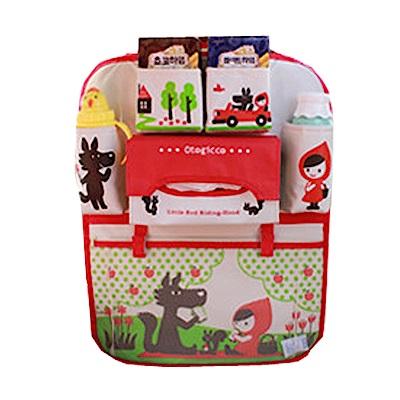 JoyNa 置物袋汽車雜物袋分隔袋